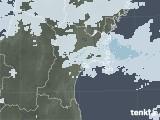 2020年06月25日の宮城県の雨雲レーダー
