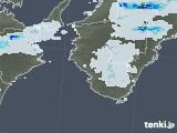 2020年06月26日の和歌山県の雨雲レーダー