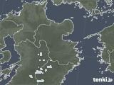 2020年06月26日の大分県の雨雲レーダー