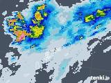 2020年06月26日の鹿児島県(奄美諸島)の雨雲レーダー