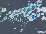 2020年06月26日の沖縄県(宮古・石垣・与那国)の雨雲レーダー