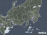 2020年06月27日の関東・甲信地方の雨雲レーダー