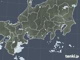 2020年06月27日の東海地方の雨雲レーダー
