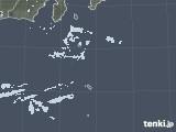 2020年06月27日の東京都(伊豆諸島)の雨雲レーダー