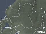 2020年06月27日の岐阜県の雨雲レーダー