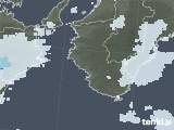 2020年06月27日の和歌山県の雨雲レーダー