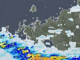 2020年06月27日の佐賀県の雨雲レーダー