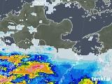 2020年06月27日の大分県の雨雲レーダー