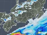 2020年06月28日の東海地方の雨雲レーダー