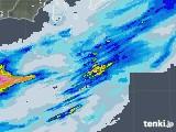 2020年06月28日の東京都(伊豆諸島)の雨雲レーダー