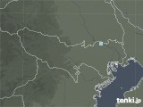 2020年06月28日の東京都の雨雲レーダー