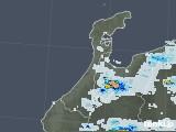 2020年06月28日の石川県の雨雲レーダー