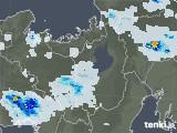 2020年06月28日の滋賀県の雨雲レーダー