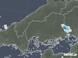 2020年06月28日の広島県の雨雲レーダー