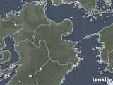 2020年06月28日の大分県の雨雲レーダー