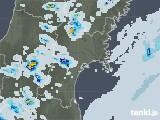 2020年06月28日の宮城県の雨雲レーダー