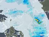 2020年06月29日の福岡県の雨雲レーダー