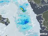 2020年06月29日の大分県の雨雲レーダー