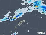 2020年06月29日の鹿児島県(奄美諸島)の雨雲レーダー
