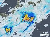 2020年06月30日の東海地方の雨雲レーダー
