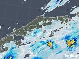 2020年06月30日の中国地方の雨雲レーダー