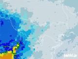 2020年06月30日の東京都の雨雲レーダー