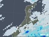 2020年06月30日の石川県の雨雲レーダー