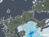 2020年06月30日の福岡県の雨雲レーダー