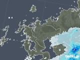 2020年06月30日の佐賀県の雨雲レーダー
