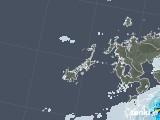 2020年06月30日の長崎県(五島列島)の雨雲レーダー
