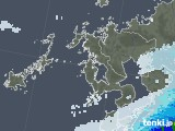 2020年06月30日の長崎県の雨雲レーダー