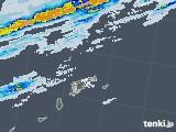 2020年06月30日の鹿児島県(奄美諸島)の雨雲レーダー