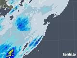 2020年07月01日の東京都(伊豆諸島)の雨雲レーダー
