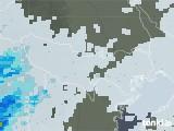 2020年07月01日の東京都の雨雲レーダー