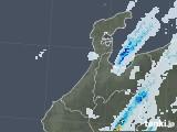 2020年07月01日の石川県の雨雲レーダー