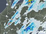 2020年07月01日の長野県の雨雲レーダー