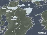 2020年07月01日の大分県の雨雲レーダー