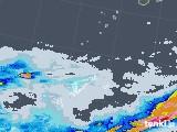 2020年07月01日の鹿児島県(奄美諸島)の雨雲レーダー