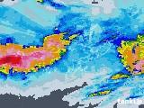 雨雲レーダー(2020年07月01日)