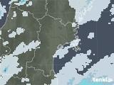 2020年07月01日の宮城県の雨雲レーダー