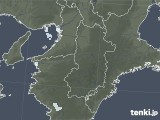 2020年07月02日の奈良県の雨雲レーダー