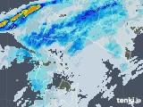 2020年07月02日の道南の雨雲レーダー