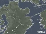 2020年07月02日の大分県の雨雲レーダー