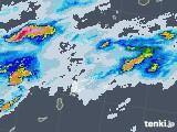 2020年07月02日の鹿児島県(奄美諸島)の雨雲レーダー