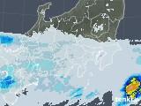 2020年07月03日の関東・甲信地方の雨雲レーダー