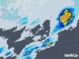 2020年07月03日の東京都(伊豆諸島)の雨雲レーダー