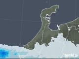 2020年07月03日の石川県の雨雲レーダー
