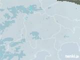 2020年07月03日の山梨県の雨雲レーダー