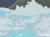 2020年07月03日の岐阜県の雨雲レーダー