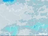 2020年07月03日の滋賀県の雨雲レーダー